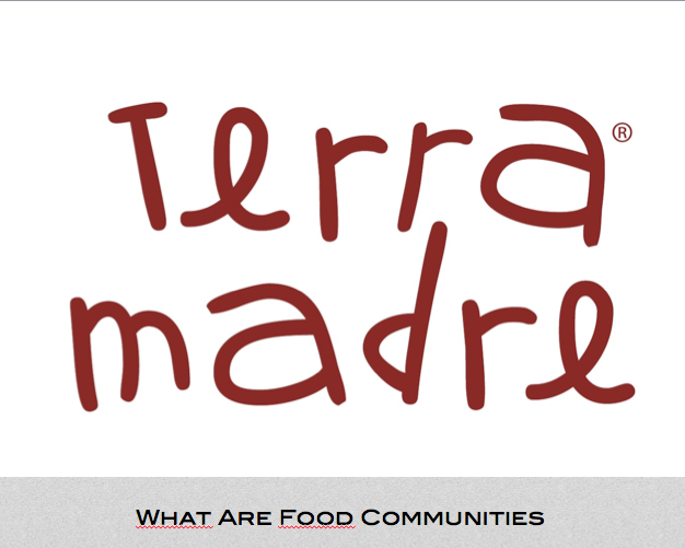 What Are Food Communities